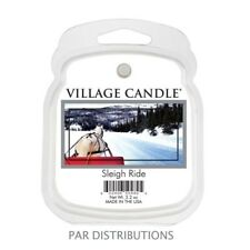 Village Candle - Christmas Wax Melt Range - Oil Burner Scent Tart Fragrance