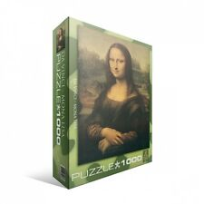 Mona Lisa by Van Gogh Jigsaw Puzzle, 1000 pieces Eurographics. Free Delivery