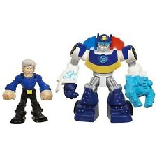 Playskool Heroes Transformers Rescue Bots Energize Figures - Chase the Police-Bo