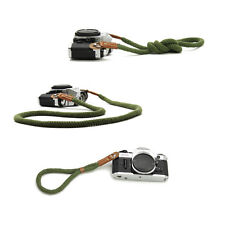 Green Photography Camera Shoulder Belt Rope Neck Strap Canon Nikon Sony Pentax