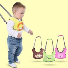 Adjustable Safety Harness Strap Baby Kid Toddler Reins Walking Assistant Jacket