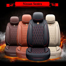 M99G All Weather Auto Seat Cover Chair Cushion Car Beyond Mats For Nissan Sentra