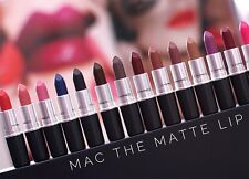 MAC LIPSTICK MATTE RETRO MATTE NIB CHOOSE YOUR SHADE