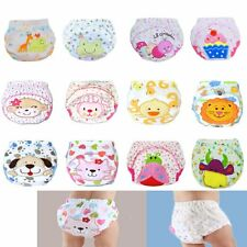 Newborn Baby Panties Cloth Diaper Cloth Training Pants Baby Nappies Diaper Cover