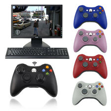 Newest Wireless/Wired Game Remote Controller for Microsoft Xbox 360 Console USA
