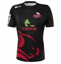 Queensland Reds 2016 Warm Up Tee Shirt 'Select Size' S-3XL BNWT