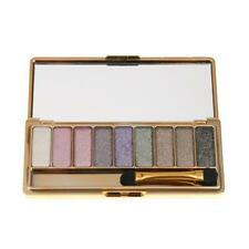 9Color Professional Eye Shadow Makeup Glitter Eyeshadow Palette + Cosmetic Brush