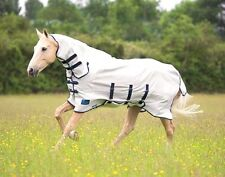 NEW Shires Tempest Sweet Itch With Fixed Neck Combo Fly Midge Horse Pony Rug