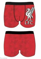 Mens Adult Official Liverpool FC Football Club Team Boxer Trunks Shorts