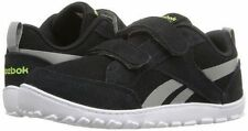 REEBOK VENTURE FLEX CHASE V70207 Black White Infant Toddler Baby Shoes TD