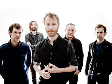 The National Indie Rock Band Music Group Giant Wall Print POSTER