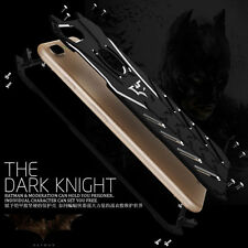 For iPhone X Samsung Note 8 S9 Shockproof Aluminum Metal Bat Bumper Case Cover