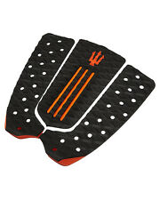 New Far King Surf Wade Carmichael Tail Pad Surfing Accessories Black