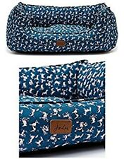 Joules Pine Dog Percher Puppy Dog Bed Sizes Small - Large
