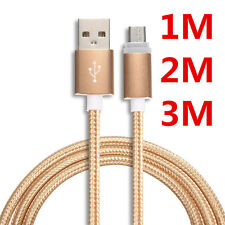 Micro USB High Speed Charging Cable For Samsung Galaxy S7 S6 edge Android