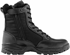 Maelstrom Men's Tac Force 8 Inch Zipper Tactical Boot / 2 Day Shipping