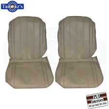 1966 Skylark GS Front Seat Covers Upholstery PUI New