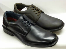 MENS LEATHER SLIP ON SHOES (HUSH PUPPIES NORWICH)