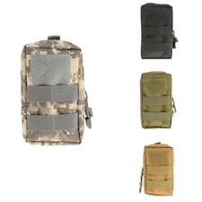 Tactical Military Molle Pouch Belt Waist Pack Bag Fanny Pack Phone Pocket Case