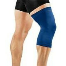 NEW, Tommie Copper Vitality Recovery Compress Knee Sleeve, Unisex, Cobalt Blue