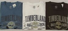 NEW MEN'S TIMBERLAND SHORT SLEEVE GRAPHIC LOGO T-SHIRT, PICK A SIZE & COLOR, $30
