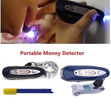 Counterfeit Money Detector Pen and Fake Forged Banknote Bills Checker Tester D#