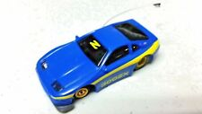 TYCO TCR NISSAN 300 ZX SLOTLESS HO SLOT CAR NEW OLD STOCK !!!