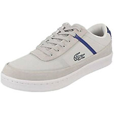 Lacoste Court Line NWP SPM Lace Up Trainers  Mens Size