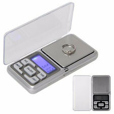 1PC Electronic Pocket Weight LCD Gram Digital Jewellery Scale 500g x 0.01g 0.1g