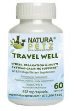 Travel Well - Stress, Relaxation & Calming Support for Pets on the Go*