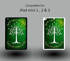 The White Tree Of Gonder Lord of the Rings for iPad Mini 1/2/3 Hard Case Cover