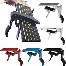 Guitar Capo Clamp For Electric & Acoustic Ukulele Guitar Trigger Quick Release