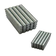 200pcs Hot Sale 3mm x 1mm N50 Strong Disc Round Rare-Earth Neodymium Magnets New