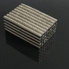 100/200pcs N50 3x1.5mm Round Neodymium Magnets Super Strong Rare-Earth Magnets