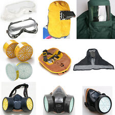 AntiDust Face Mask Hood Respirator Filter/Catridge/Welding Goggles/Protection