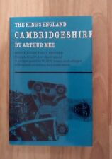 The Kings England - Cambridgeshire by Arthur Mee