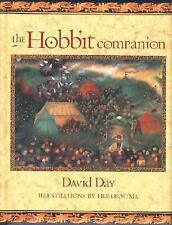 The Hobbit Companion by David Day (2000, Hardcover)