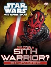 Star Wars Clone Wars What is a Sith Warrior?.