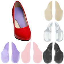 Silica Gel Comfort Arch Support Cushion Pad Women High-Heel Shoe Insoles Inserts