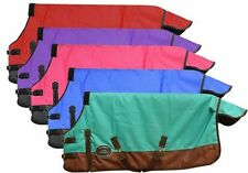 "PONY/YEARLING 56""-62"" Waterproof &Breathable Showman 1200 Denier Turnout Blanket"
