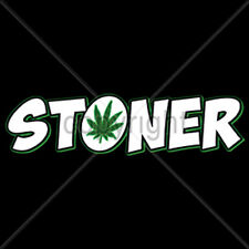 Stoner Pot Leaf Marijuana 420 Weed OG Kush Yes We Cannabis Funny T-Shirt Tee