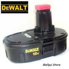 DEWALT DC9098 18V NiCd BATTERY NI-CD 18 VOLT - BRAND NEW