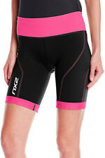NEW 2XU TRI SHORTS WOMEN PERFORM LARGE L TRIATHLON CYCLING TRAINING BLACK
