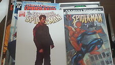 sensational marvel knights Spiderman Comic Lot 1-41 nm bagged boarded