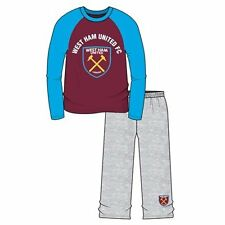 Boys Official West Ham United WHU Football Club Pyjamas 4 to 12 Years