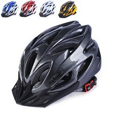 Road MTB Bike Racing Bicycle Cycling Helmet Safety Protection Adjustable Adult