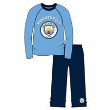 Boys Pyjamas Manchester City Pjs 1894 Man City Football Club Official 4-12 Years