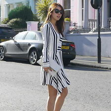 ZARA DRESS WITH SEAMED SKIRT Off-white Ref. 4437/047 M  BLOGGERS FAVORITE