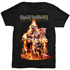 IRON MAIDEN Seventh Son Of A Seventh Son T-shirt (S to XXL) NEW OFFICIAL Eddie