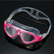 Adjustable Non Fogging Anti-UV Kids Silicone Swimming Goggles Swim Glasses N7A2